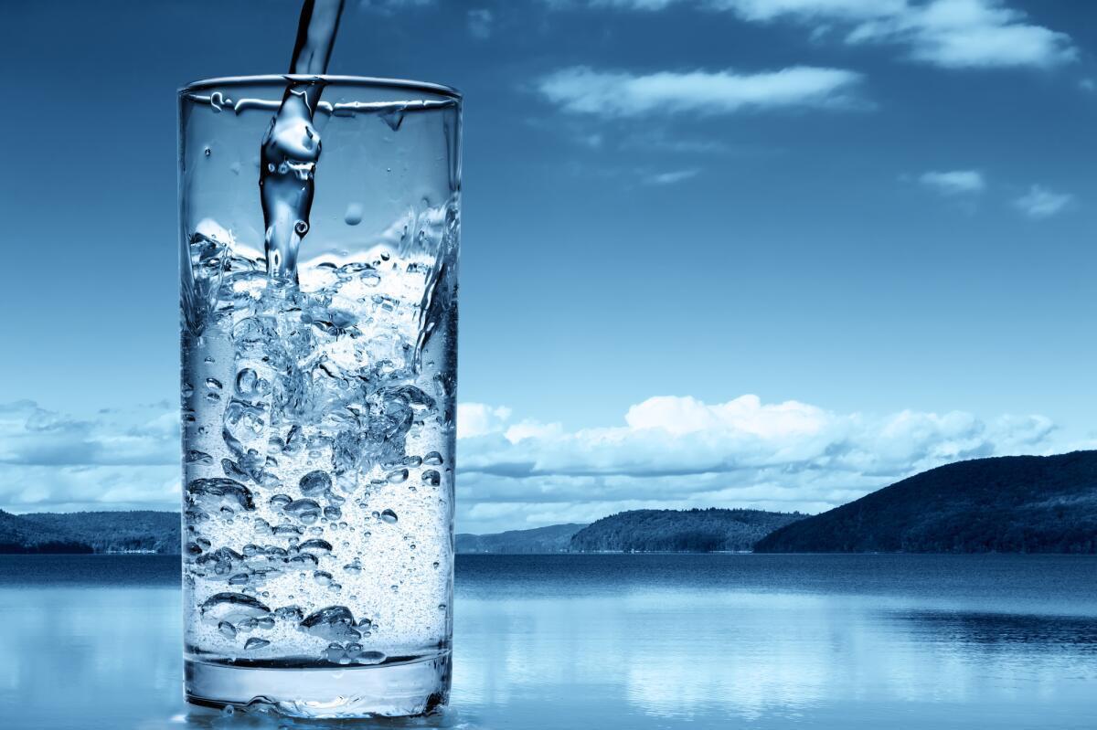 Логотип заведения Доставка воды