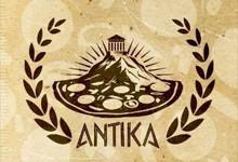 Логотип заведения Antika (Антика)