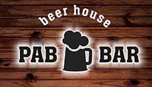 Логотип заведения Pab Bar