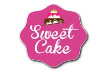 Логотип заведения Sweet Cake. Кондитерская студия Ирины Поповой