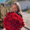 101 роза MixFlowers - букеты с бесплатной доставкой!