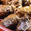 Долма (мясные рулетики) Хинкальня