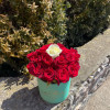 Коробочка Роза MixFlowers - букеты с бесплатной доставкой!