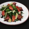 Салат с хамоном и руколой. GRILL PUB (Гриль Паб)