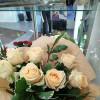 Кремовый аромат Флористическая студия «Gloriа Day» - розы с бесплатной доставкой!