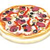 Пицца «Салями Де Олива» Франс.уа