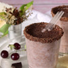 Молочный коктейль «Вишня в шоколаде» Франс.уа