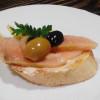 Бутерброд с семгой Пикничок