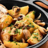 Сковородка с курицей GRILL PUB (Гриль Паб)