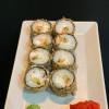 Тёплый ролл с лососем spicy GRILL PUB (Гриль Паб)
